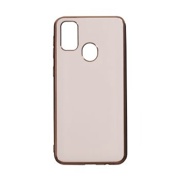 Купить ЧЕХОЛ CASE ORIGINAL GLASS TPU FOR SAMSUNG M21/M30S