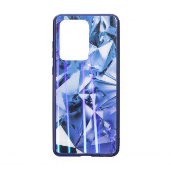 Купить ЧЕХОЛ GLASS TPU PRISM ДЛЯ SAMSUNG S20 ULTRA 2020