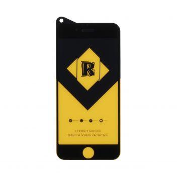 Купить ЗАЩИТНОЕ СТЕКЛО R YELLOW FOR APPLE IPHONE 6 / 6S БЕЗ УПАКОВКИ