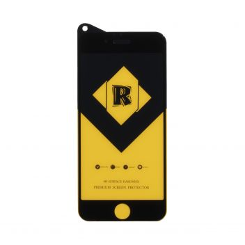 Купить ЗАЩИТНОЕ СТЕКЛО R YELLOW FOR APPLE IPHONE 6/6S БЕЗ УПАКОВКИ