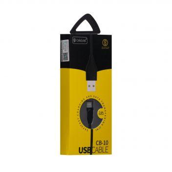 Купить USB CELEBRAT CB-10 LIGHTNING