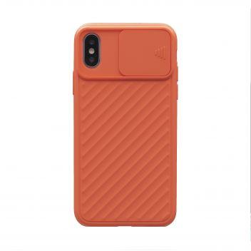 Купить ЧЕХОЛ СURTAIN COLOR FOR IPHONE X/XS
