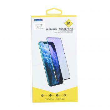 Купить ЗАЩИТНОЕ СТЕКЛО R YELLOW PREMIUM FOR APPLE IPHONE 7 PLUS / 8 PLUS