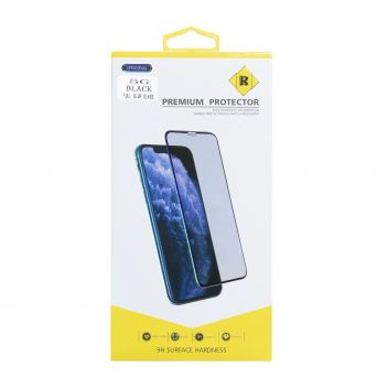 Купить ЗАЩИТНОЕ СТЕКЛО R YELLOW PREMIUM FOR APPLE IPHONE 5 / 5S