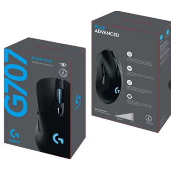 Купить WIRELESS МЫШЬ LOGITECH G707