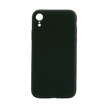 Купить ЧЕХОЛ TPU GLASS LOGO FULL FOR APPLE IPHONE XR