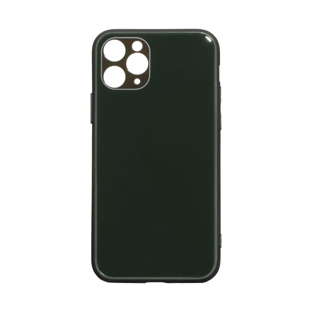 Купить ЧЕХОЛ TPU GLASS LOGO FULL ДЛЯ APPLE IPHONE 11 PRO_11