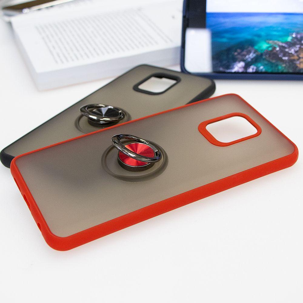 Купить ЧЕХОЛ TOTU COPY WITH RING FOR SAMSUNG S20 ULTRA 2020_8