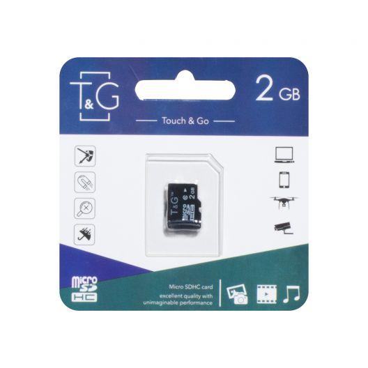 Купить КАРТА ПАМЯТИ T&G MICROSDHC 2GB 10 CLASS