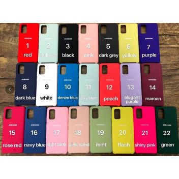 Купить ЧЕХОЛ CASE ORIGINAL FOR SAMSUNG S20 PLUS