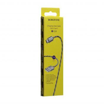 Купить USB BOROFONE BX24 RING CURRENT TYPE-C