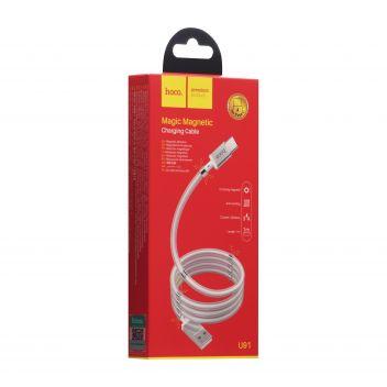 Купить USB HOCO U91 MAGIC MAGNETIC TYPE-C