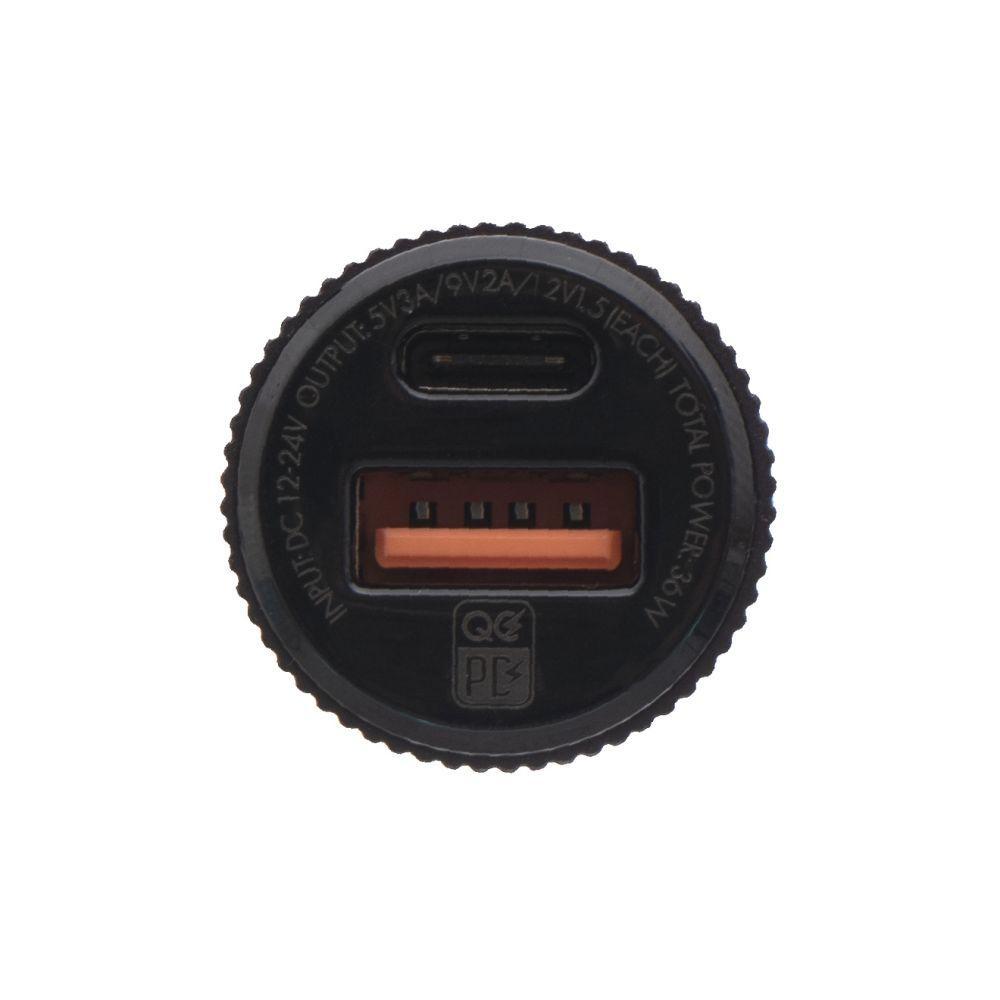 Купить АВТО ЗАРЯДНОЕ УСТРОЙСТВО LDNIO C510Q MICRO QC3.0 / USB-C PD_2