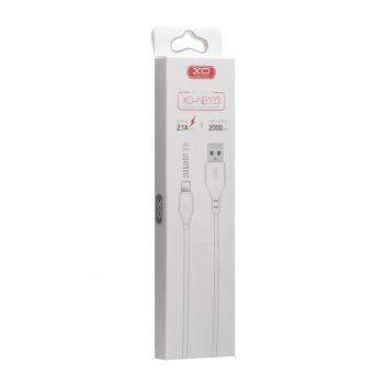 Купить USB XO NB103 LIGHTNING 2M