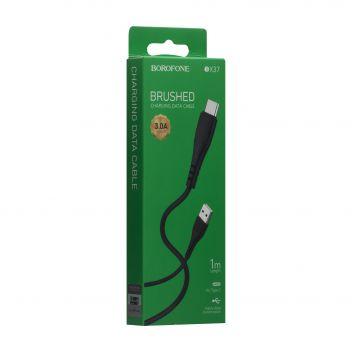 Купить USB BOROFONE BX37 WIELDY TYPE-C