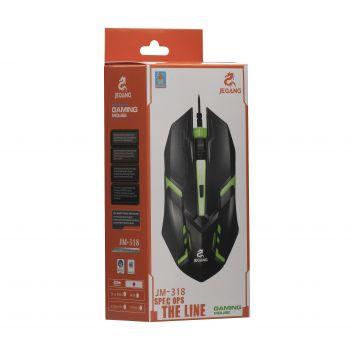 Купить USB МЫШЬ JEQANG JM-318