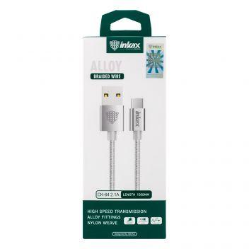 Купить USB INKAX CK-64 TYPE-C