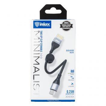 Купить USB INKAX CK-95 MICRO 0.25M