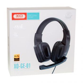 Купить НАУШНИКИ PC XO-GE-01