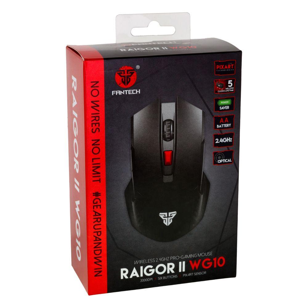 Купить WIRELESS МЫШЬ FANTECH WG10 RAIGOR II