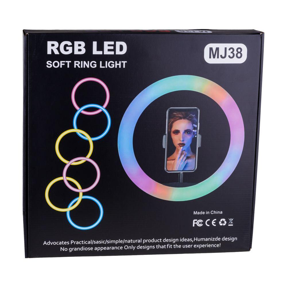 Купить ЛАМПА RGB MJ38 38CM_1