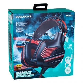 Купить НАУШНИКИ BOROFONE BO101 PC RACING