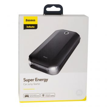 Купить POWER BANK BASEUS CRJS SUPER ENERGY CAR JUMP STARTER 8000MAH