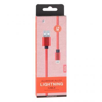 Купить USB MTK P5735 2A LIGHTNING 1M