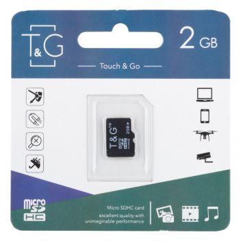 Купить КАРТА ПАМЯТИ T&G MICROSDHC 2GB 6 CLASS