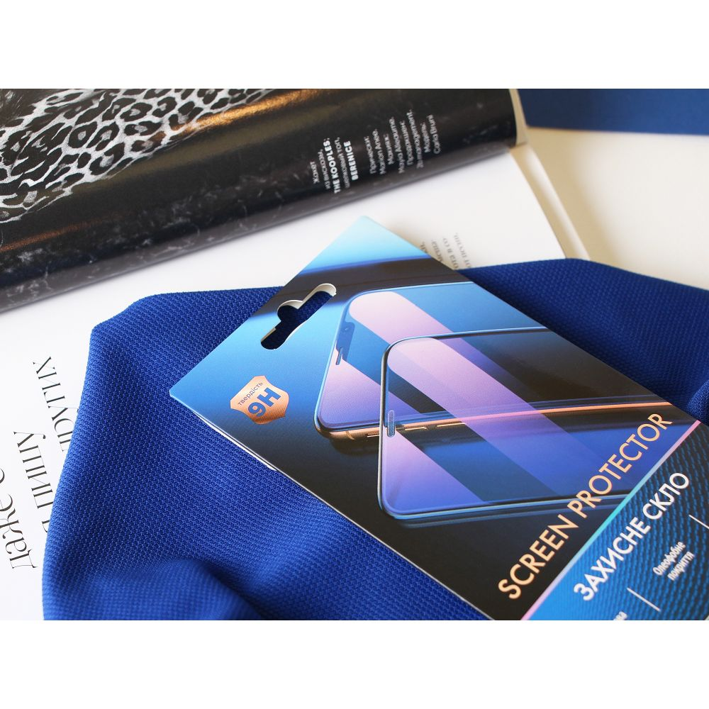 Купить ЗАЩИТНОЕ СТЕКЛО HD DESIGN FOR APPLE IPHONE 11 PRO MAX / XS MAX_5