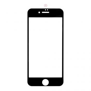 Купить ЗАЩИТНОЕ СТЕКЛО HD DESIGN FOR APPLE IPHONE 7 / 8 / SE 2020