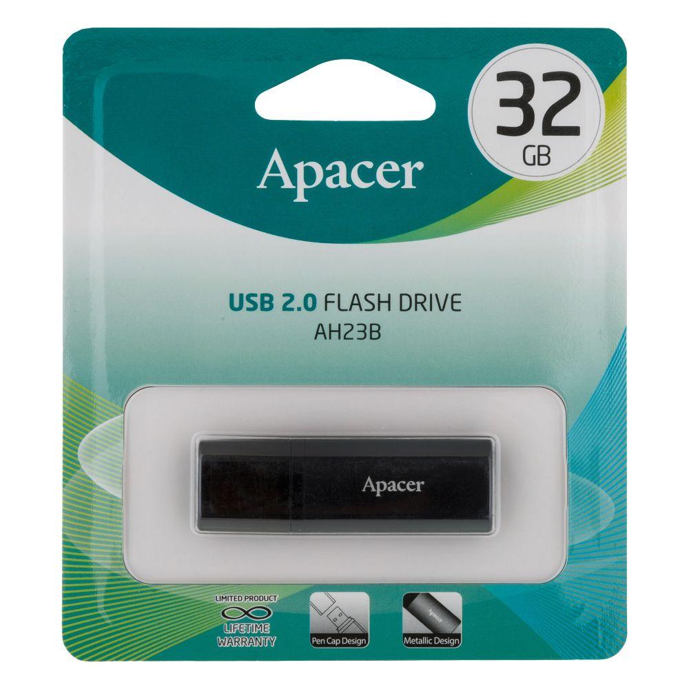 Купить USB FLASH DRIVE APACER AH23B 32GB