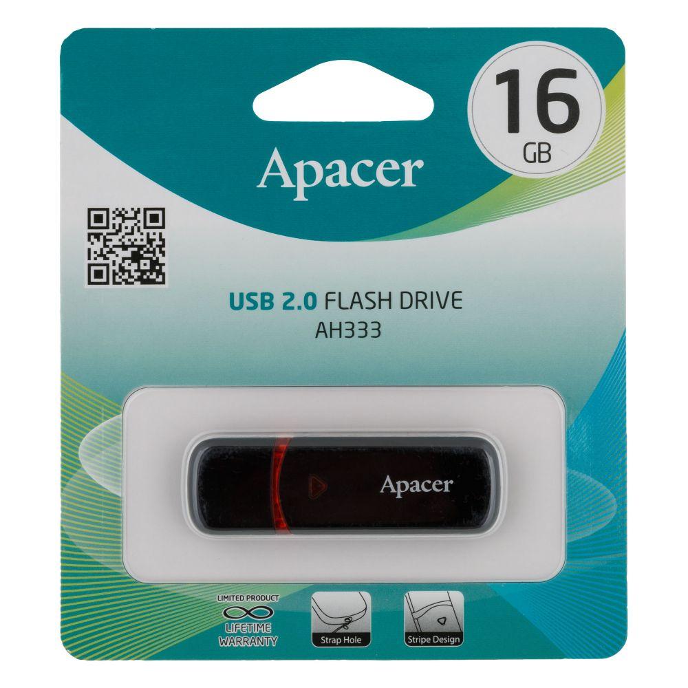 Купить USB FLASH DRIVE APACER AH333 16GB