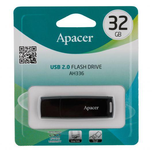 Купить USB FLASH DRIVE APACER AH336 32GB