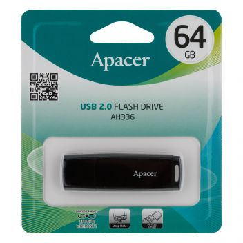 Купить USB FLASH DRIVE APACER AH336 64GB