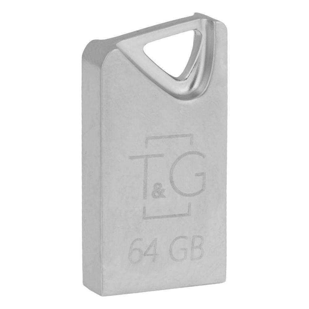 Купить USB FLASH DRIVE T&G 64GB METAL 109_2