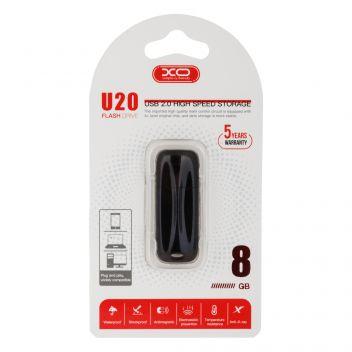 Купить USB FLASH DRIVE XO U20 8GB