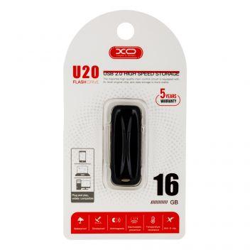 Купить USB FLASH DRIVE XO U20 16GB