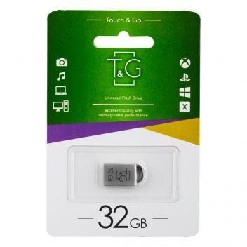 Купить USB FLASH DRIVE T&G 32GB METAL 107