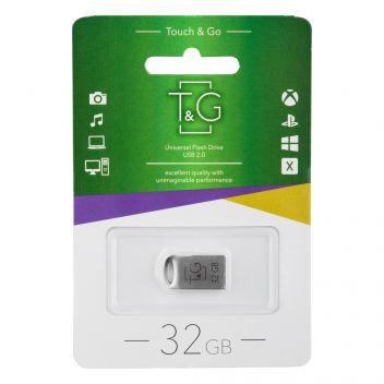 Купить USB FLASH DRIVE T&G 32GB METAL 105