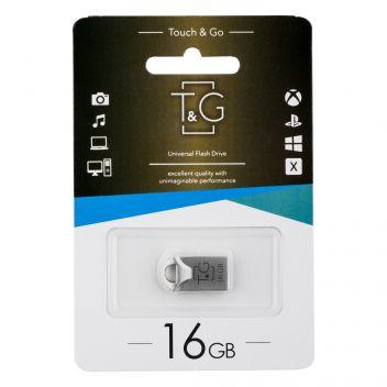 Купить USB FLASH DRIVE T&G 16GB METAL 106