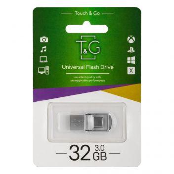 Купить USB OTG T&G TYPE-C 32GB METAL 104