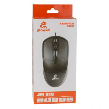 Купить USB МЫШЬ JEQANG JM-018