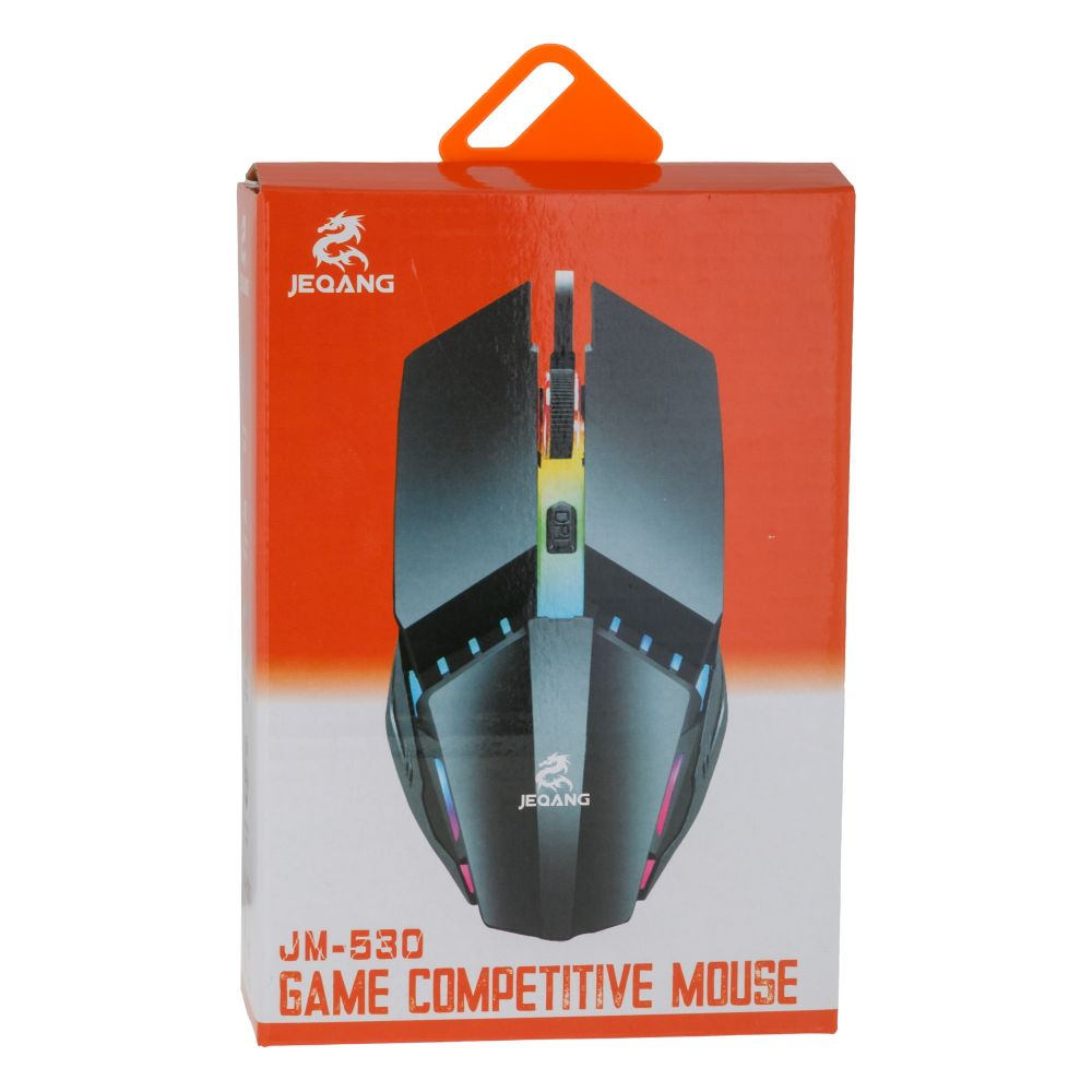 Купить USB МЫШЬ JEQANG JM-530