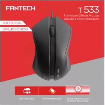 Купить USB МЫШЬ FANTECH T533