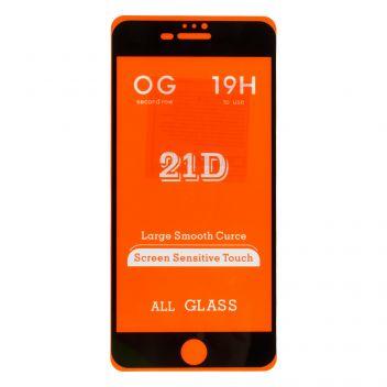 Купить ЗАЩИТНОЕ СТЕКЛО OG 21D BIG SHINING FOR APPLE IPHONE 7 PLUS / 8 PLUS БЕЗ УПАКОВКИ
