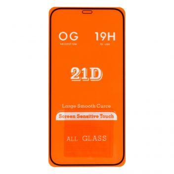 Купить ЗАЩИТНОЕ СТЕКЛО OG 21D BIG SHINING FOR APPLE IPHONE 12 / 12 PRO БЕЗ УПАКОВКИ