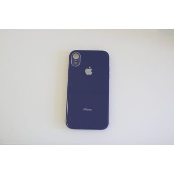 Купить ЧЕХОЛ TPU GLASS LOGO FULL WITH FRAME ДЛЯ APPLE IPHONE XR