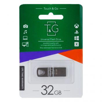 Купить USB FLASH DRIVE T&G 32GB METAL 117