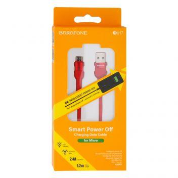 Купить USB BOROFONE BU17 STARLIGHT MICRO